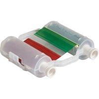 Brady B30 Series B30-R10000-KRGB-8 Ribbon - Black/Blue/Green/Red