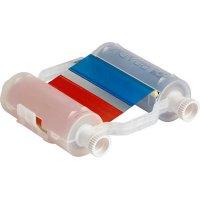 Brady B30 Series B30-R10000-RB-16 Ribbon - Blue/Red