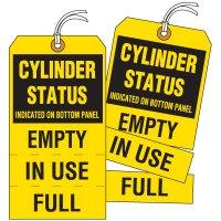 Cylinder Status Tag