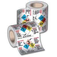 Custom Chemical Target Organ Labels