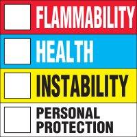 Custom Chemical Hazard Label