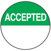Cold Adhesion Roll Form Labels - ACCEPTED