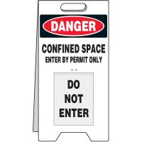 Confined Space Floor Stand