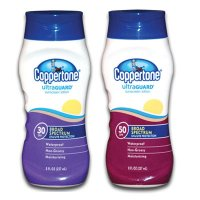 Coppertone Ultraguard Sunscreen Lotion with SPF