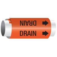 Drain - Setmark Pipe Markers
