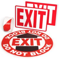 Exit Identification Kits - Exit
