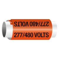277/480 Volts - Electrical Markers