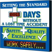 Setting The Standard Without A Lost Time Accident Scoreboard