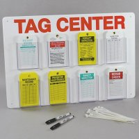 Equipment Inspection Tag Kit