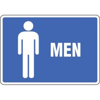 Eco-Friendly Signs - Men