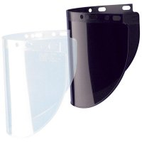 Fibre-Metal® High-Performance Faceshield Windows