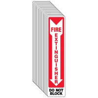 Fire Extinguisher Sign Value Pack