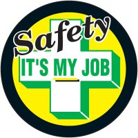 Safety Training Labels - Safety It's My Job