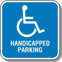 Handicap Parking Sign