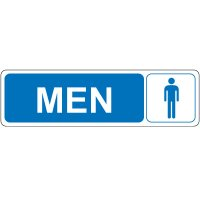Men's Restroom Signs