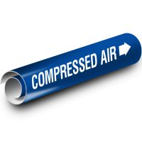 Compressed Air Kwik-Koil Pipe Markers