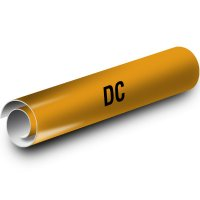 DC Kwik-Koil Pipe Markers