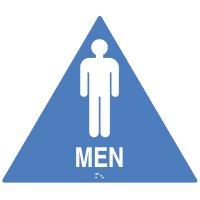 Men - Modern California Code Restroom Signs