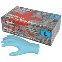 MCR Safety DuraShield™ Disposable Nitrile Gloves