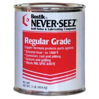 Never-Seez - Regular Grade Compounds