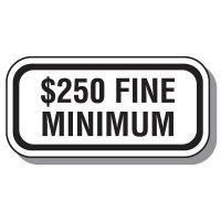 State-Specific Handicap Parking Signs - Ohio