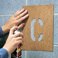 Oilboard Stencil Packs