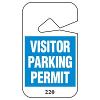 Visitor Parking Permits