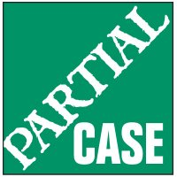 Partial Case Package Handling Label