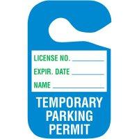Temporary Parking Permits