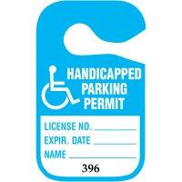 Handicapped Parking Permits
