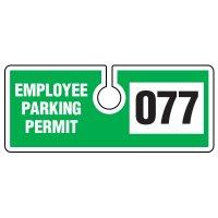 Employee Parking Permits