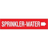 Sprinkler Water Pipe Markers