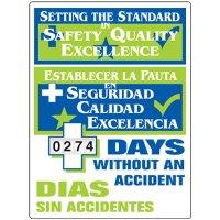 Bilingual Setting The Standard Scoreboard