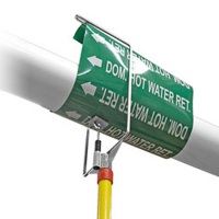 Snap-Around Pipe Marker Applicator Kit