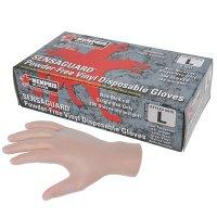 Memphis 5020 Disposable Vinyl Gloves