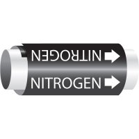 Nitrogen - Setmark® Snap-Around Pipe Markers