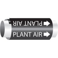 Plant Air - Setmark® Snap-Around Pipe Markers
