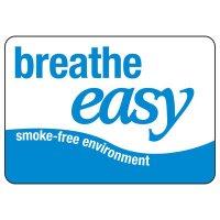 Oklahoma Breathe Easy Sign