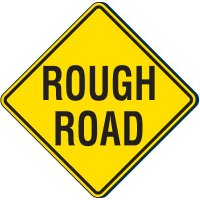 Rough Road Traffic Sign