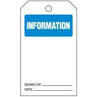 Information Tag