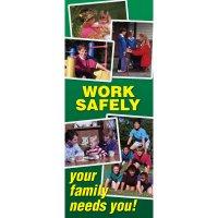 Work Safely Banner