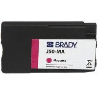 Brady BradyJet J5000 J50-MA Ink Cartridge - Magenta