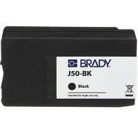 Brady BradyJet J5000 J50-BK Ink Cartridge - Black