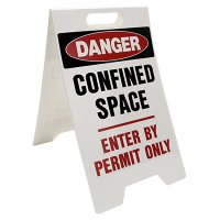 Confined Space Entry Floor Stand