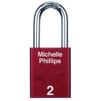 American Lock® Custom Engraved Aluminum Padlocks