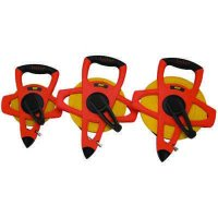 Cooper Hand Tools Lufkin® - Hi-Viz® Orange Reel Fiberglass Tapes