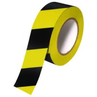 Striped Exterior Warning Tape