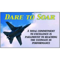 Dare To Soar Workplace Banner