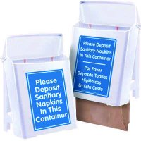 Sanitary Napkin Receptacles