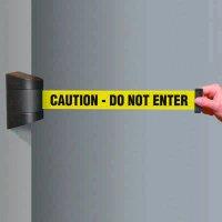 Deluxe Caution Tensabarrier Barricades